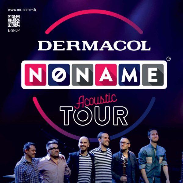 Dermacol NONAME Acoustic Tour