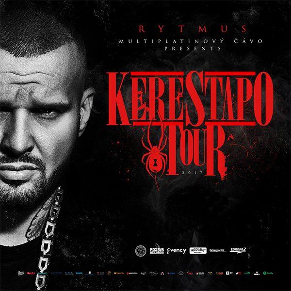 Rytmus – Kerestapo tour 2017